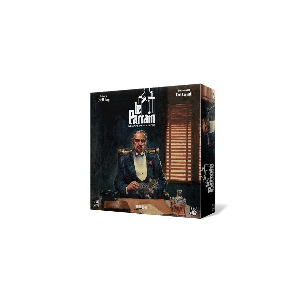 Barato Asmodee Asmodee Barato El Padrino: El Imperio de Corleone 6bcb10