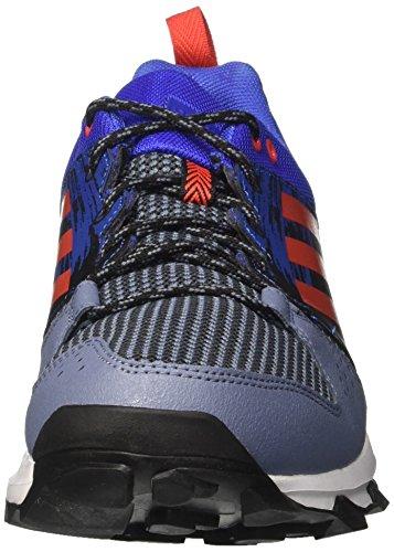 Adidas Mens Galaxy Trail Trainer Blu (acenat / Roalre / Azalre 000)