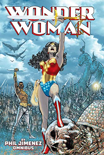 Pdf Graphic Novels Wonder Woman by Phil Jimenez Omnibus