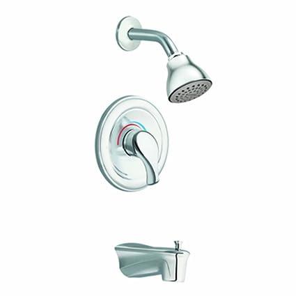 Moen Tl172 Legend Moentrol Tub/Shower, Chrome - Tub And Shower ...
