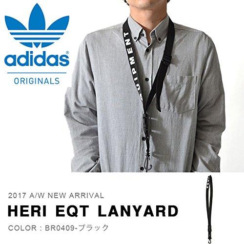 adidas Lanyard Black Bag Negro EQT 8XxAqvwSx