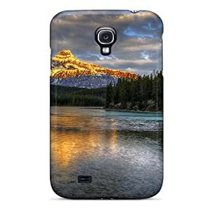 Faddish Phone Mount Christie At Sunset Case For Galaxy S4 / Perfect Case Cover