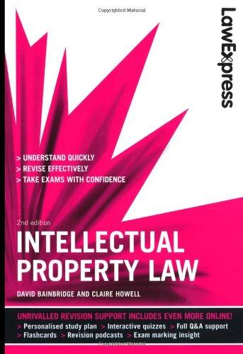 Intellectual Property Exam Course
