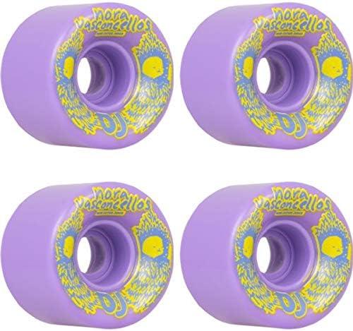 OJ Wheels Nora Vasconcellos ミニ スーパー ジュース スケートボードホイール - 55mm 78a (4個セット)