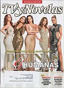 Tvynovelas 2015 May - Jacqueline, Patty, Gaby, Jackie Y Aylin: Divinas