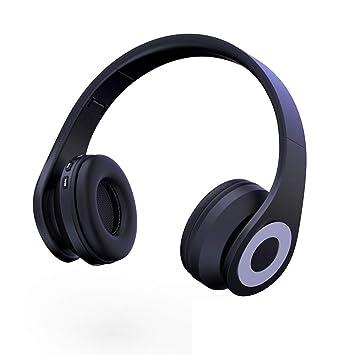 DUOER - Auriculares estéreo inalámbricos con Bluetooth y ...