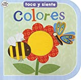 Colores - toca y siente (Little Learners) (Spanish Edition)