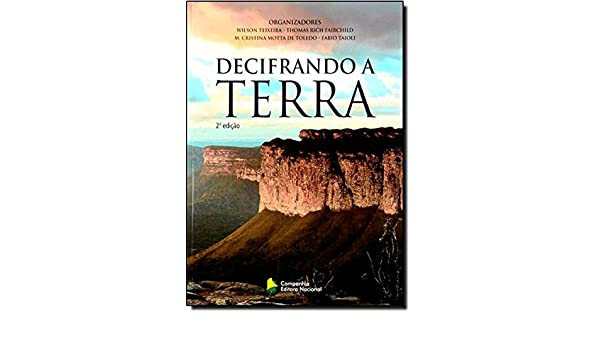 o livro decifrando a terra em pdf