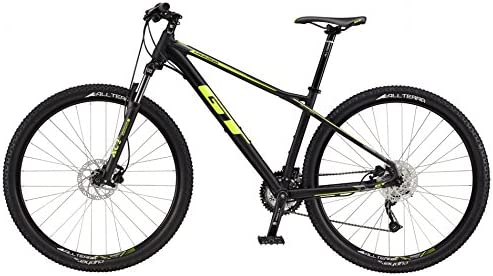 GT 727427M10SM Bicicleta, Unisex Adulto, Negro, S: Amazon.es ...