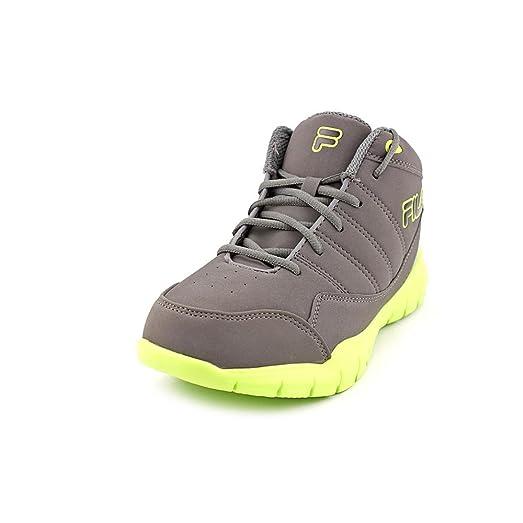 FILA GRUNGE MID BEIGE NABUK LEATHER SNEAKERS fila shoes