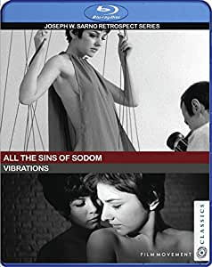 All the Sins of Sodom / Vibrations [Blu-ray]