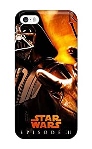 Tpu Phone Case With Fashionable Look For Iphone 5/5s - Star Wars