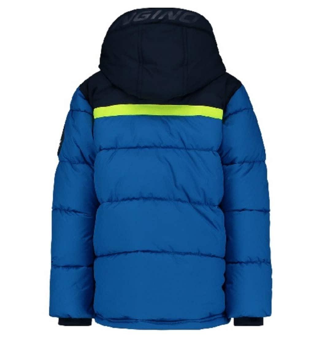 /%/%/% VINGINO Jungen Boys Skijacke Winterjacke Jacke THEOS forbidden blue