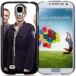 Beautiful Designed Cover Case With Animotion Band Girl Hat Jacket For Samsung Galaxy S4 I9500 i337 M919 i545 r970 l720 Phone Case