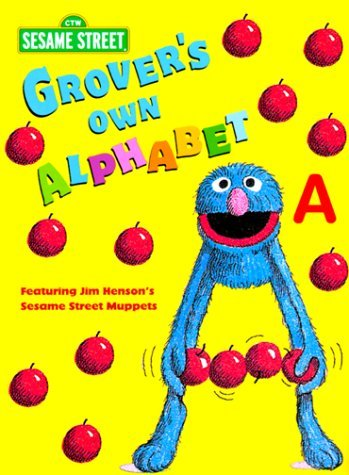 Grover's Own Alphabet (Big Bird's Favorites Brd Bks) (2000-03-08) [Board book] - Big Bird Alphabet