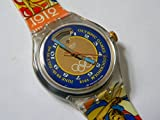 Swatch Swiss Automatic Special Edition 1996 Olympic Collactable Watch SAZ103