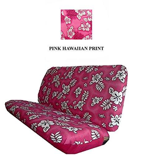 Universal fit Hawaiian Hibiscus Floral Print