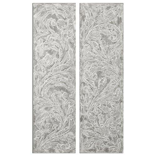2-Frost On The Window Wall Art Set Uttermost Window