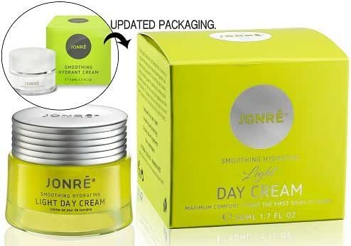 Jonre Face Cream, Anti Aging Cream, Facial Moisturizer, Smoothing, Hydrating, & Protecting Your Skin 1.7oz