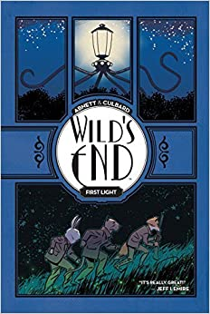 Book Wild's End by Dan Abnett (2016-01-12)