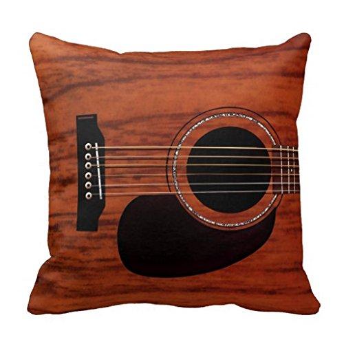 Logo de la funda de almohada de la guitarra acústica Aidoue ...