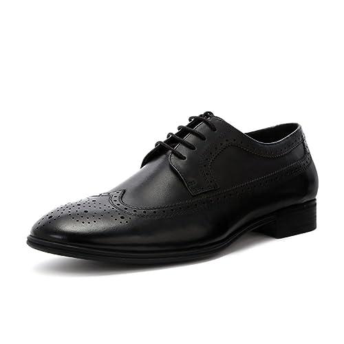 Traje Zapatos de Hombres/Corte Zapatos Puntiagudos de ...