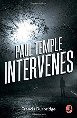 book cover of Paul Temple Intervenes