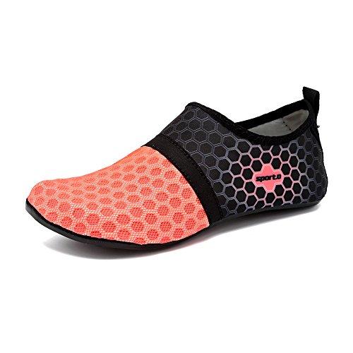 Shoes Shoes for Skin HooyFeel Water Phone Dry Men Waterproof Breathable Orange with Bag Aqua Women Quick Beach Barefoot Shoes wtvEqFv