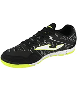 1481d0a1f9b Joma Super Regate 801 Black Indoor - Football Shoe Men: Amazon.co.uk ...