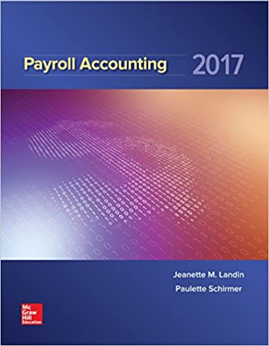 Amazon payroll accounting 2017 ebook jeanette landin kindle store payroll accounting 2017 3rd edition kindle edition fandeluxe Gallery