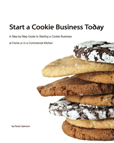 Start a Cookie Business Today (Home Baking Business)