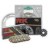 RK 1102-080E 530 Steel Chain/Sprocket Kit - Natural