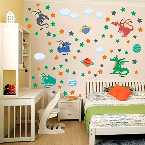 The 10 best dragon wall art for kids for 2020