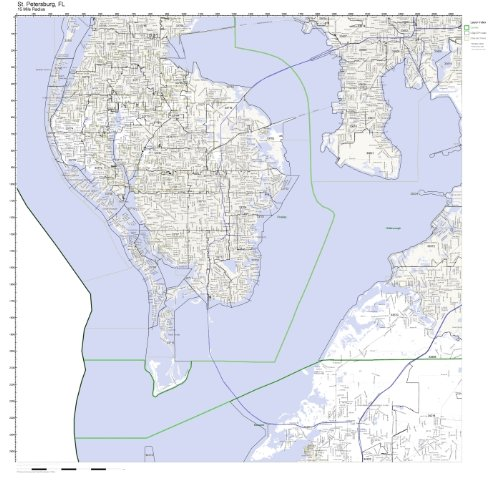 Zip Code In St Petersburg Florida