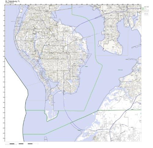Zip Code In St Petersburg Florida