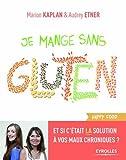 """Afficher """"Je mange sans gluten"""""""