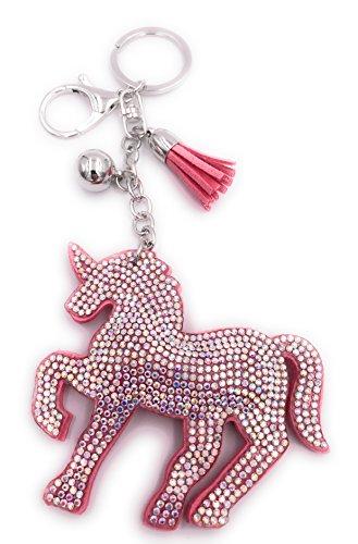 H-Customs Unicornio, Unicornio, con, Cristales, Galope ...