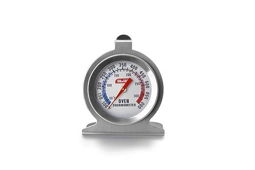 Compra Ibili 743400 - Termómetro para horno, 7 x 6 cm, plata ...