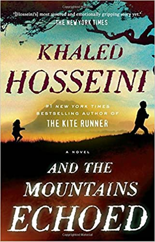 com and the mountains echoed khaled  com and the mountains echoed 9781594632389 khaled hosseini books