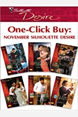 One-Click Buy: November Silhouette Desire (The Garrisons)