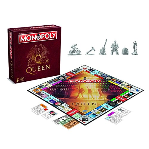 Monopoly QUEEN Edition