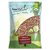 Certified Organic Pinto Beans by Food to Live (Non-GMO, Kosher, Bulk) - 5 pounds