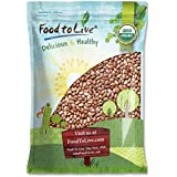 Food to Live Certified Organic Pinto Beans (Non-GMO, Kosher, Bulk) (5 Pounds)
