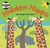 Best Board Books For Boys - Barefoot Books Hidden Hippo Board Book, Yellow/Green Review