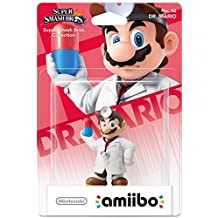 Amiibo Super Smash Bros Dr Mario Character Nintendo 3DS Wii U