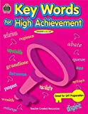 Key Words for High Achievement, Fry and R. Fitzgerald, 0743936124