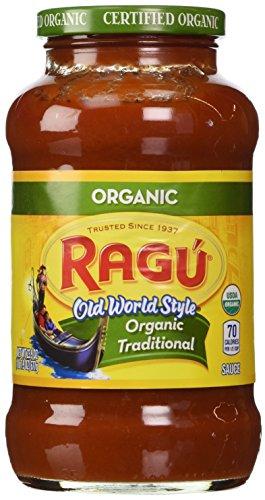 Ragu Organic Traditional Spaghetti Sauce, 23.9 Ounce Ragu Organic Sauce