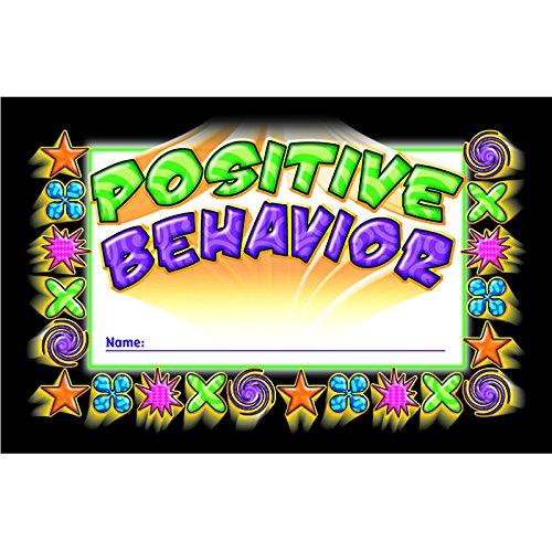 NORTH STAR TEACHER RESOURCE Positive Behavior Incentive Punch Cards ()
