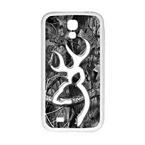 Cool painting Browning Fashion Comstom Plastic case cover For Samsung Galaxy S4