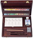 REMBRANDT ARTISTS' PROFESSIONAL BOX WATERCOLOUR 1/2 PAN SET [Toy]